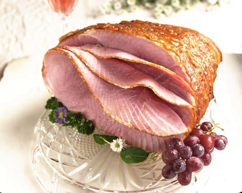 Featured Honey Glazed Half Holiday Ham