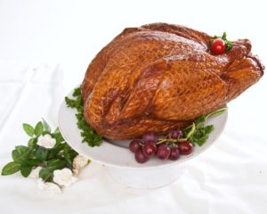 Whole Smoked Turkey Breast